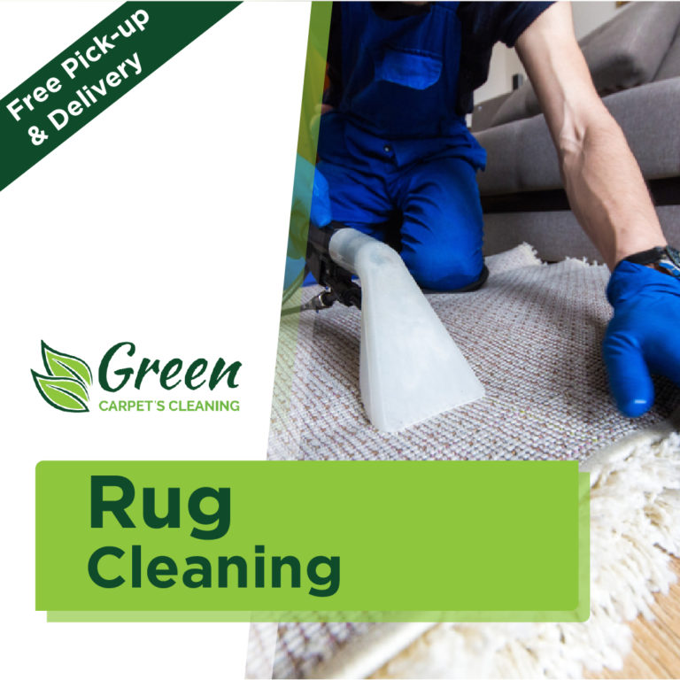 Rug Cleaning PickUp and Delivery Near Me